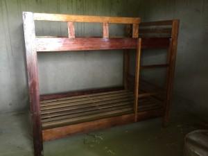 lit fabrique par la menuiserie